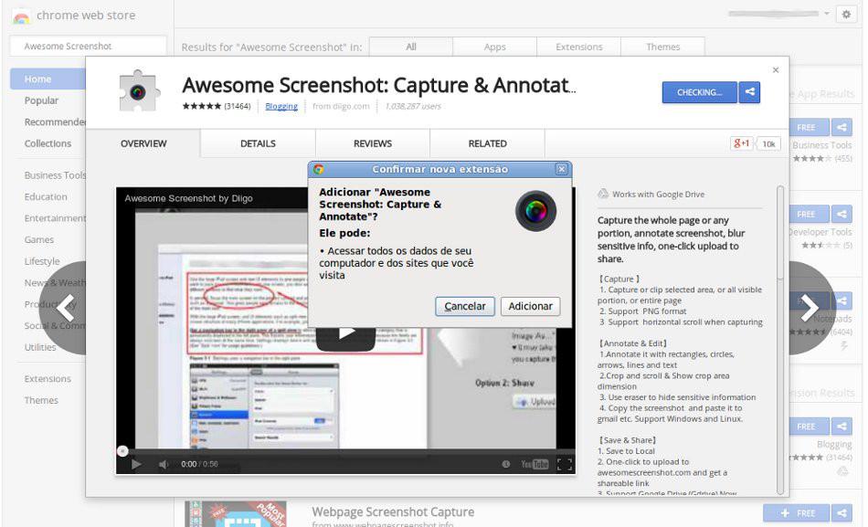 Instalando-Awesome-Screenshot