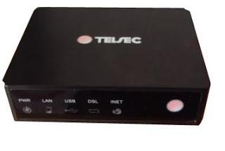 Modem_ADSL_Telsec_TS9000
