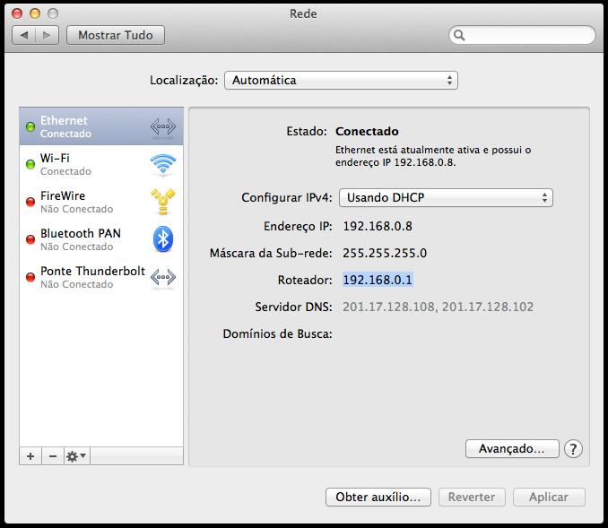 Rede-OS-X