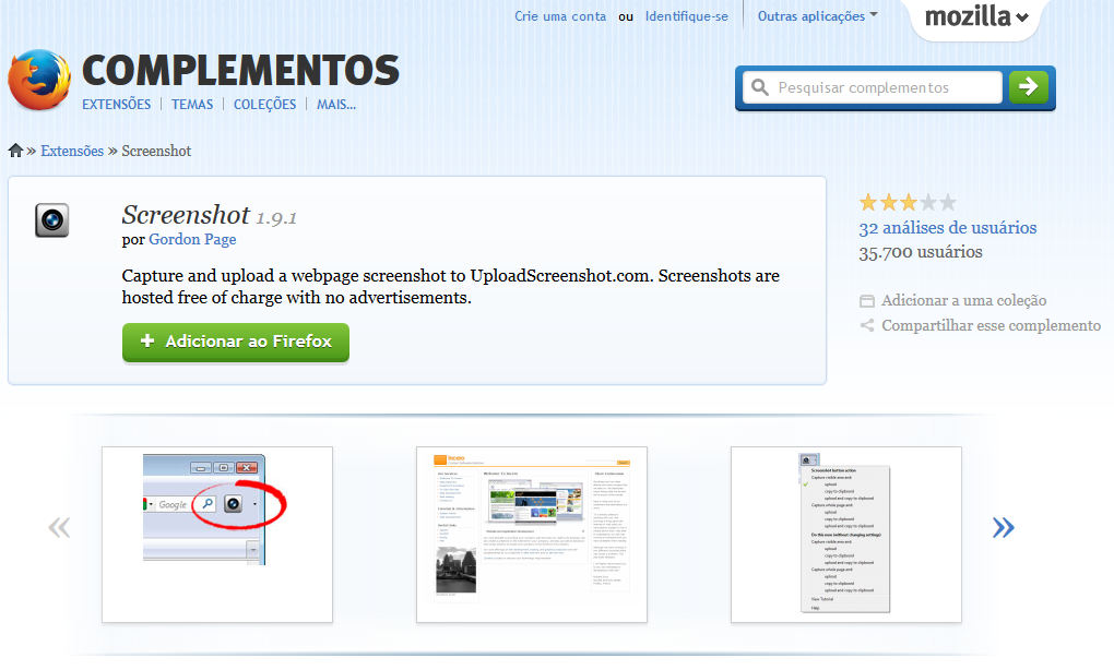Screenshot-Plugin-Firefox