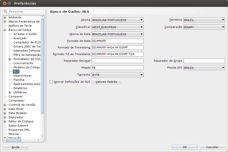 Oracle-SQL-Developer-Formatar-Data-Hora-NLS